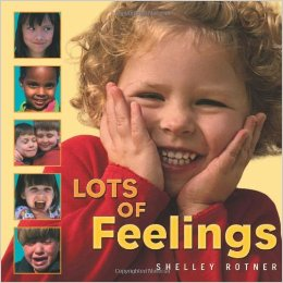 Lots of Feelings book cover